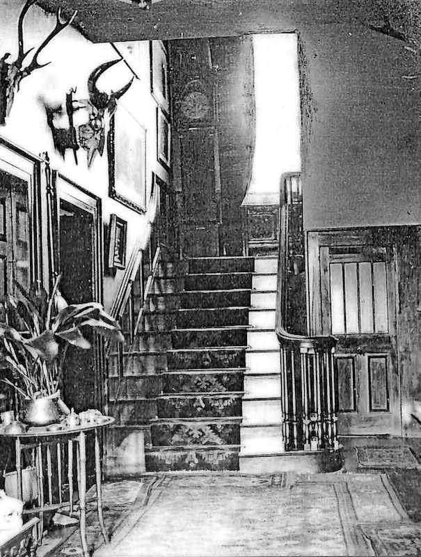 Entrance Hall & Staircase