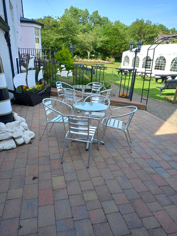 Stables Cafe Patio